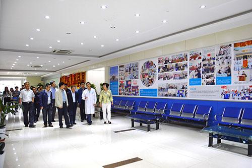好口碑为医院带来的好影响新发展--记青岛安宁心理医院