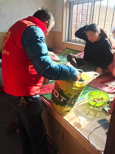 安宁慈善行动:救助特困病人