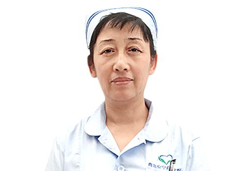 徐丽荣——精神科护士长