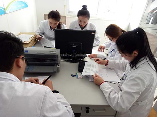 """青岛安宁医院开展""""三基三严""""应知考试,提高医务人员整"""