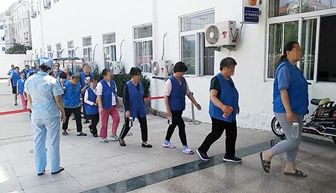 青岛安宁医院:家属开放日医师讲堂,我们有话说!