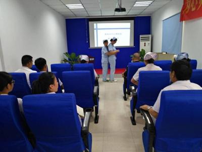 新员工,新起点——青岛安宁医院为新员工开展岗前培训